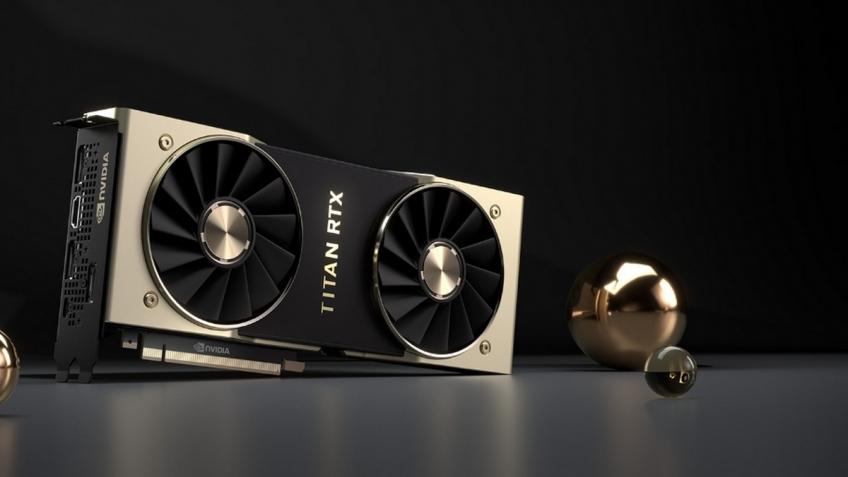 Самая мощная видеокарта Nvidia