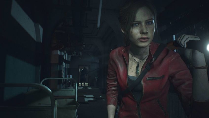 Cтатистика ремейка Resident Evil 2