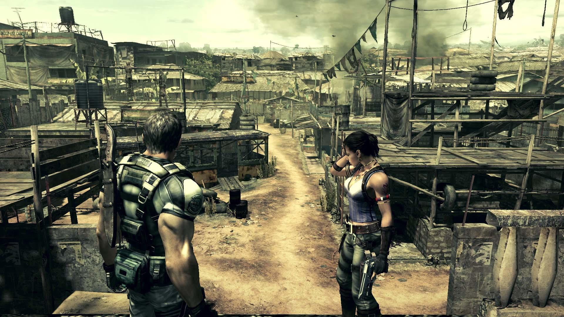 Resident Evil Franchise скидка 50%