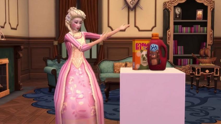 The Sims 4 всего за 999 рублей