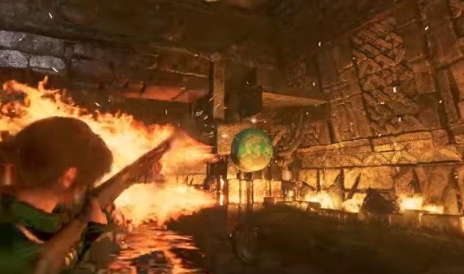 Новое дополнение для Shadow of the Tomb Raider