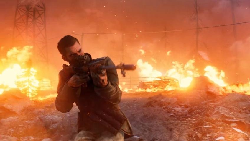 Режим королевской битвы добавили в Battlefield V
