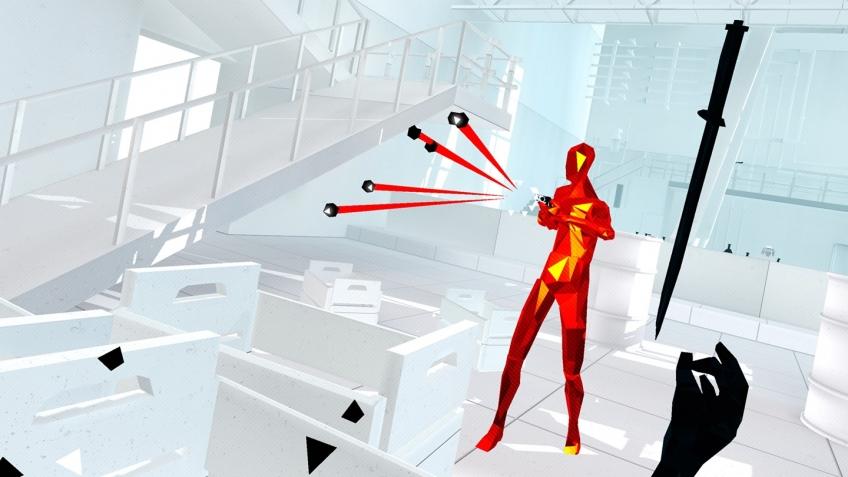 Superhot в VR выйграла по продажам  РС версию