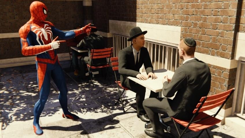 Один из программистов Spider-Man для PS4 рассказал о серетной пасхалке