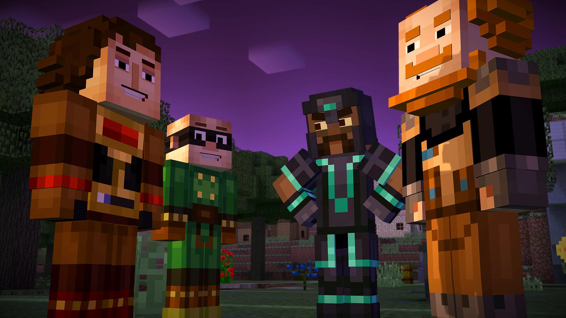 Minecraft: Story Mode  больше не продается