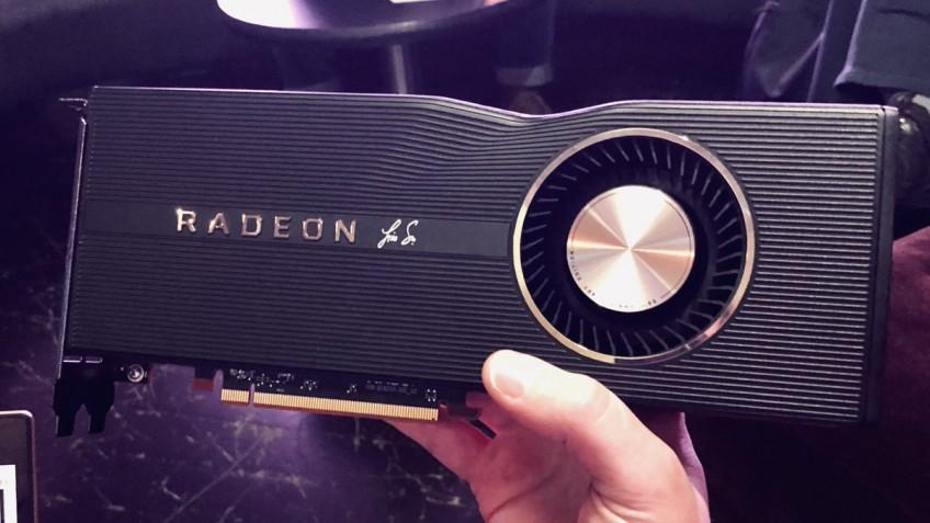 Новые референсные видеокарты AMD скоро выйдут