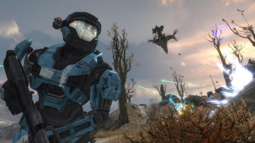 Опубликованы свежие скриншоты Halo: Reach