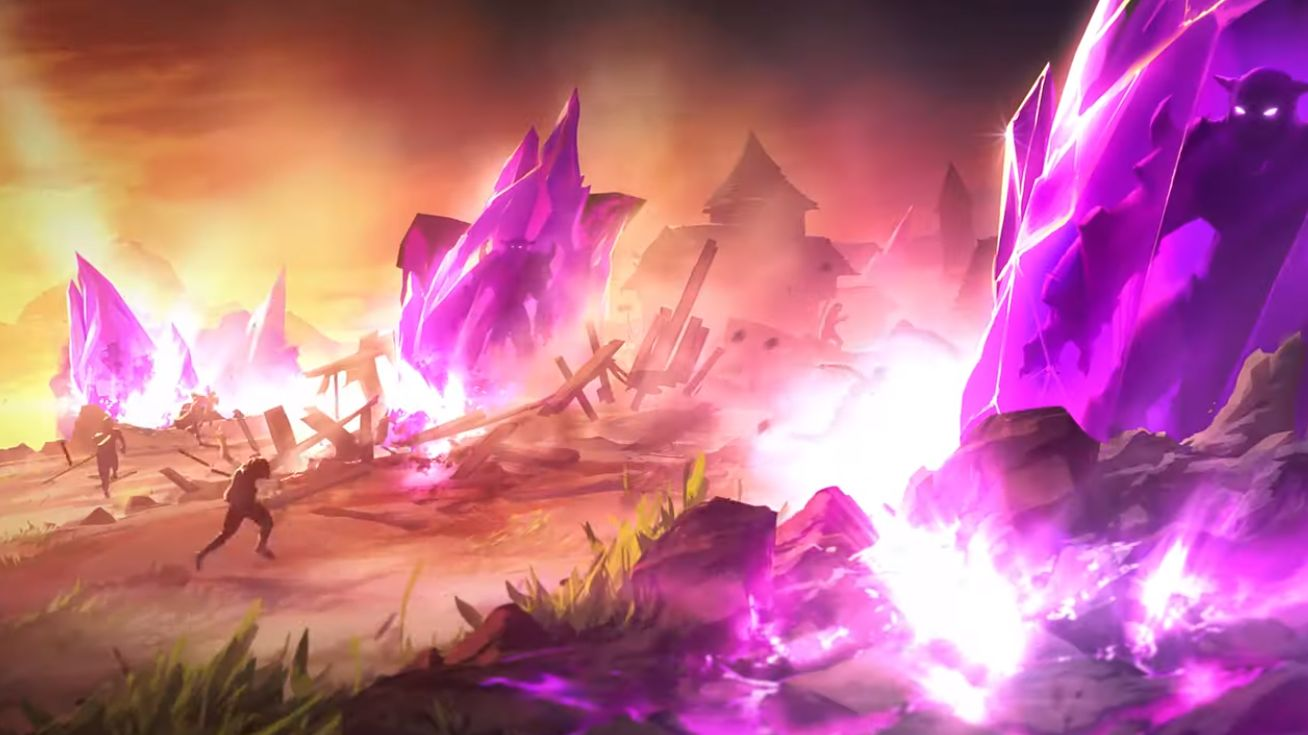 Epic Games выпустила новую игру Battle Breakers