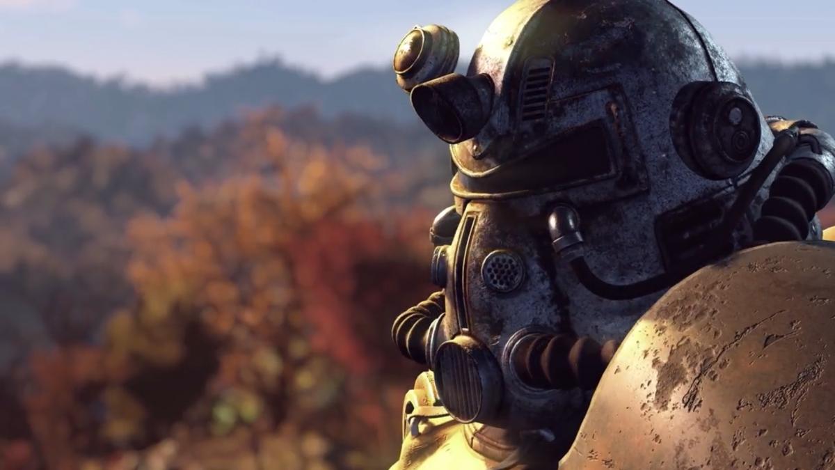 В Fallout 76 новая функция