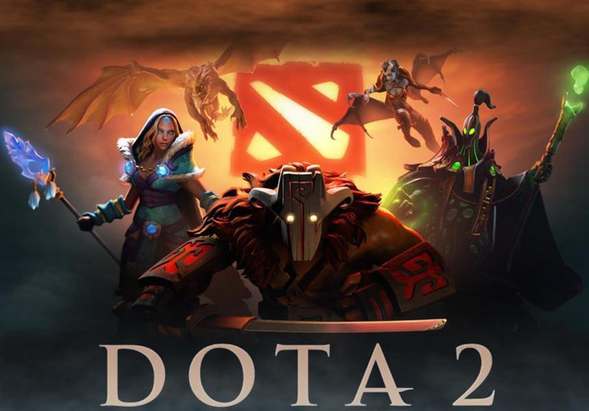 Новое обновление в Dota 2