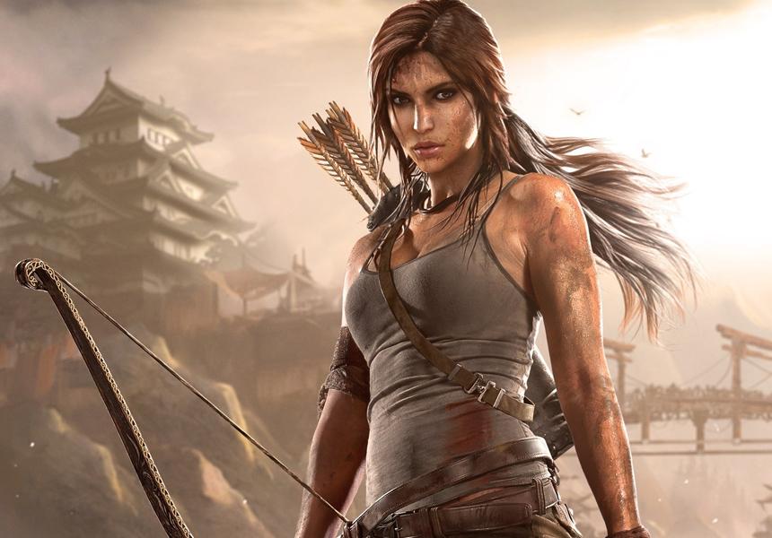 Tomb Raider бесплатно