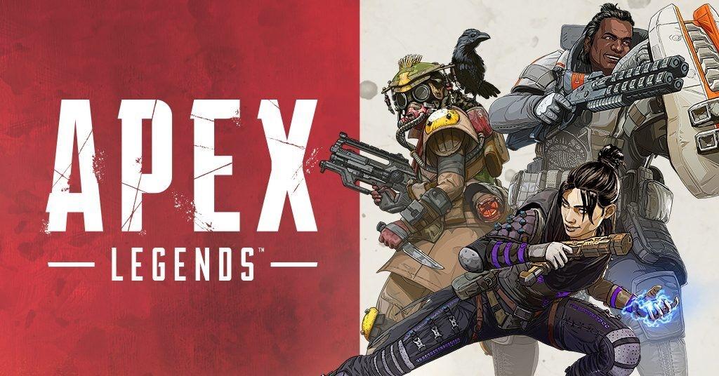 В Apex Legends может появиться пейнтбол