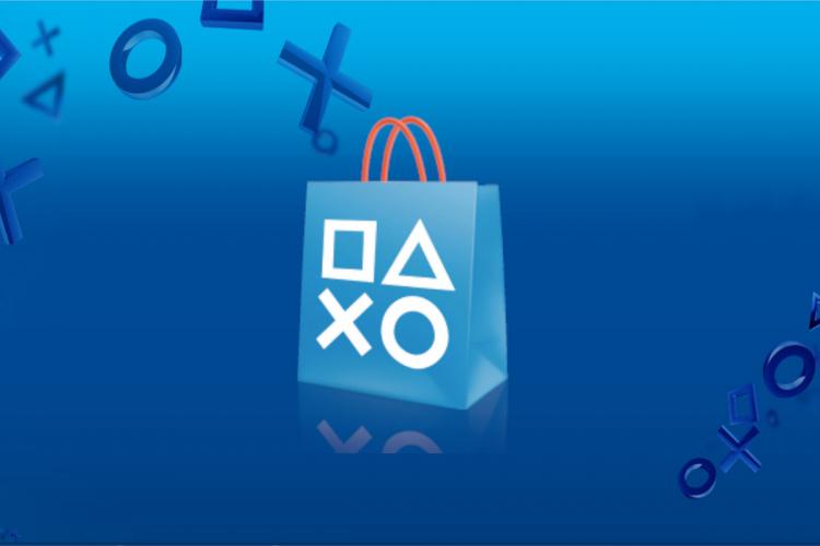Распродажа на PlayStation